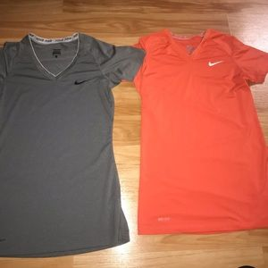 Set of Two Nike T Shirts size S